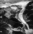 Columbia Glacier, Valley Glacier and Calving Distributary, August 7, 1961 (GLACIERS 949).jpg