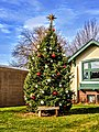 Columbus, Wisconsin Holiday Decorations 2020 05.jpg