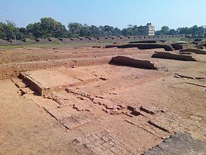 Comilla - A middle view of Comilla Kotbari.