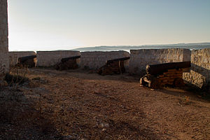 Comino - Saint Mary's Battery