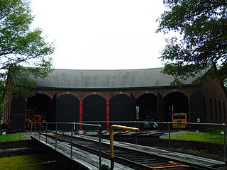 Connecticut Eastern Railroad Museum Railroad museum in Willimantic, Connecticut