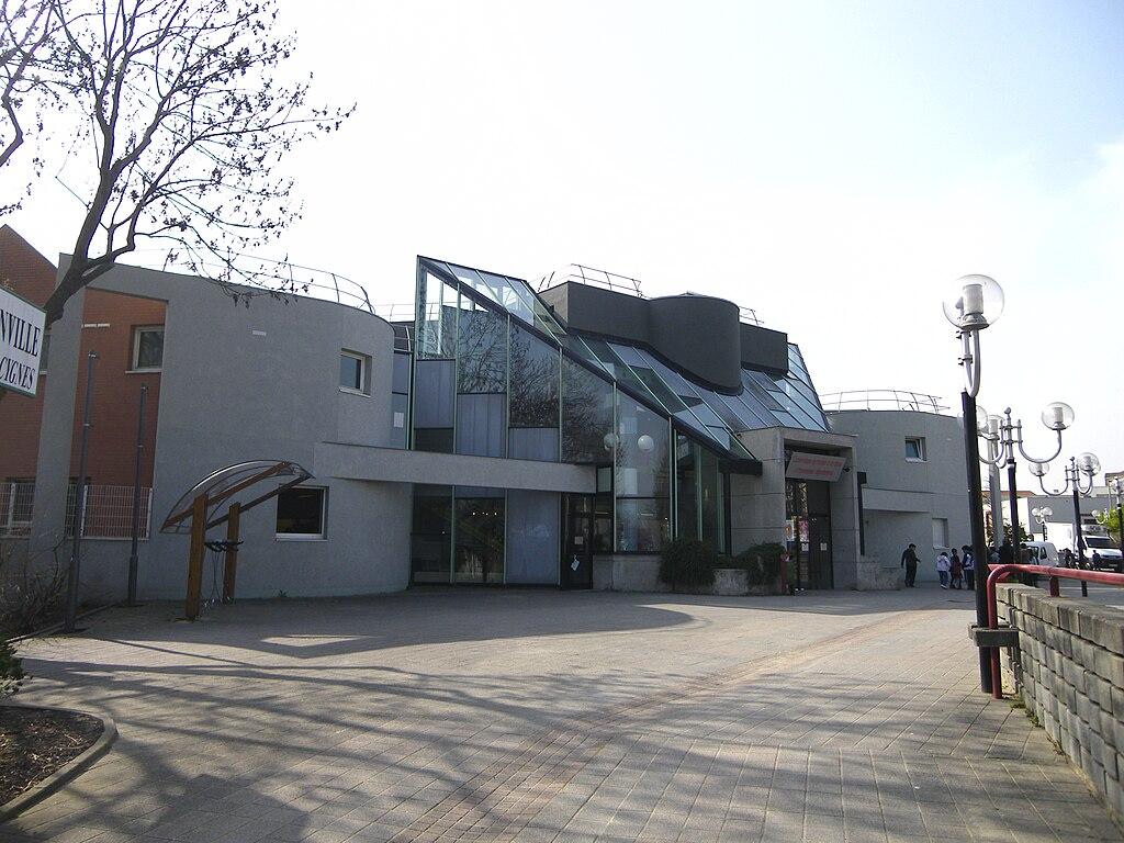 Soldis Aulnay Sous Bois - File Conservatoire de musique aulnay sous bois jpg Wikimedia Commons