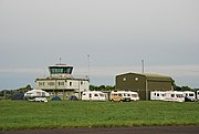 Control Tower, RNAS Merryfield - geograph.org.uk - 447758.jpg