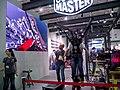 Cooler Master booth, Computex Taipei 20160602.jpg