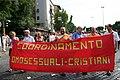 Coordinamento omosessuali credenti - Gay Pride di Roma, 16-6-2007 - Foto Giovanni Dall'Orto.jpg