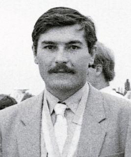 Cornel Marin Romanian fencer