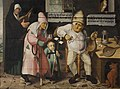 Cornelis Massijs (?) Le raccomodeur de soufflets.jpg