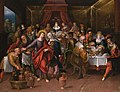 Cornelis de Bailleur Marriage at Cana.jpg