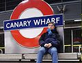 Cornelius Canary Wharf.JPG