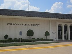 Corsicana, tx, public library img 0619