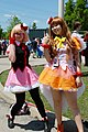 Cosplayer of Mirai Kuriyama and Ai Shindou 20140525.jpg
