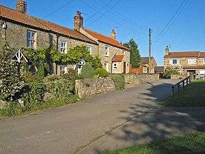 Thornborough, North Yorkshire - Thornborough