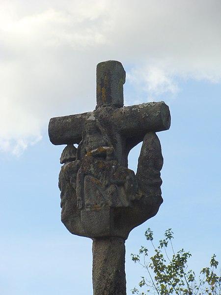 Croix de cimetière, Le Bourg (Inscrit, 1927)