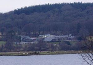 Urdd Gobaith Cymru - Image: Cropped image of Llyn Tegid geograph.org.uk 139668