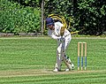 Crouch End CC v North London CC at Crouch End, Haringey London 17.jpg