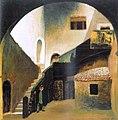 Csontváry Kosztka Tivadar - 1901 - A Palazzo Corvaia Taorminában (Olasz halász).jpg
