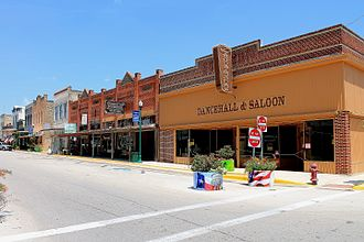 Cuero, Texas - Cuero Commercial Historic District