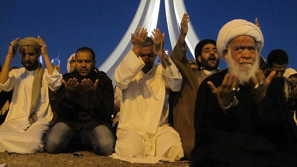 Culmination of prayer - Flickr - Al Jazeera English