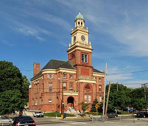 Cumberland, Rhode Island - Cumberland Town Hall