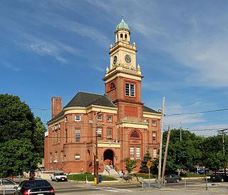 Cumberland, Rhode Island Town in Rhode Island, United States