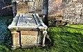 Cunningham clan tomb, Monkton Kirk, South Ayrshire.jpg