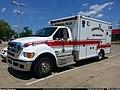 Cuyahoga Falls Fire Department -208 Ford Ambulance - 19615019373.jpg