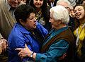 Czeslawa Zak embraces Miriam Zakrojczyka.jpg