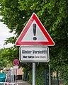 Dülmen, Overbergschule, Verkehrsschild -- 2013 -- 0659.jpg