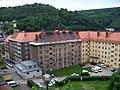 Děčín, Zámecká a Červený vrch (01).jpg