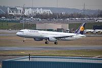 D-AIDW - A321 - Lufthansa