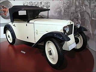 DKW F1 Motor vehicle
