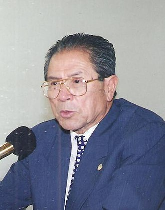 Asian Mexicans - Under Dr. Jesús Kumate Rodríguez, the Secretariat of Health oversaw the implementation of universal vaccination, the eradication of poliomyelitis and a sharp decrease in infant mortality.