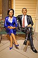 DSC09922 - Michelle and Barack Obama (37081258781).jpg