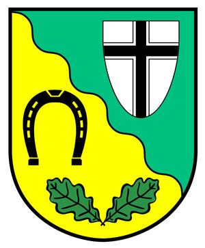 Reppenstedt - Image: D Reppenstedt Wappen