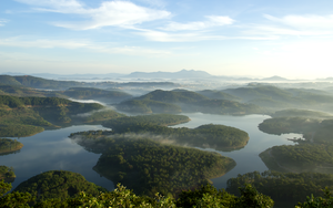 Đà Lạt: Da Lat aerial view
