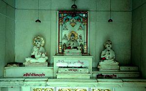 Kharatara Gaccha - Image: Dada Gurus of Kharatara Gaccha