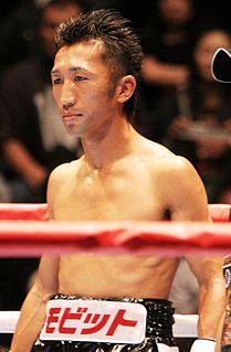 Daisuke Naito Japanese boxer