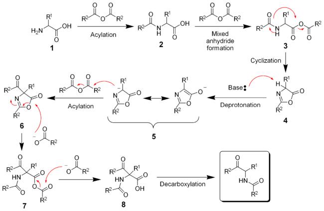 Triflic Anhydride Mechanism