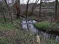 Dalejské údolí - meandry Dalejského potoka u Mládkovy ulice, severně od osady Na Požárech (2).jpg