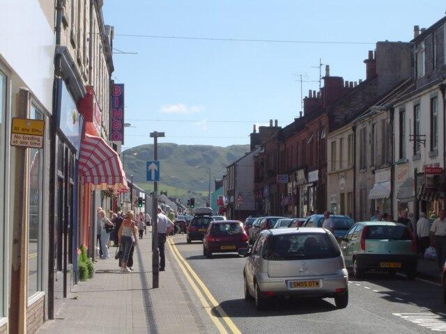 Girvan (Schottland)