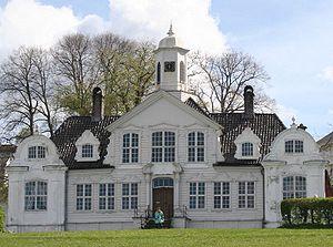 Laksevåg - Image: Damsgaardhovedgaard