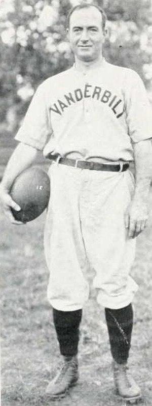 Dan McGugin - McGugin, c. 1921