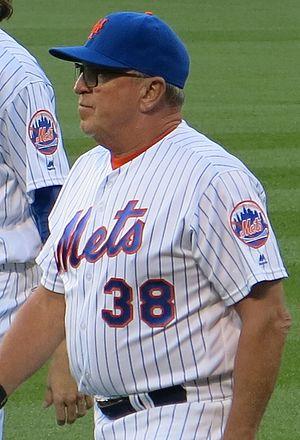 Dan Warthen - Warthen with the Mets in 2016