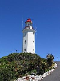 Danger Point lighthouse, Gansbaai.jpg