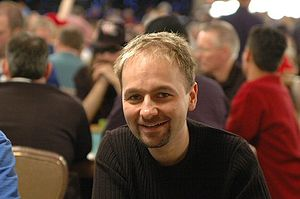 Daniel Negreanu at 2005 World Series of Poker ...