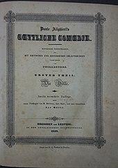 in der Arnoldischen Buchhandlung (1839) (Quelle: Wikimedia)