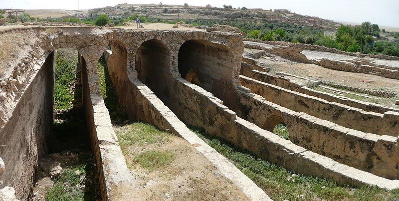 Cisternas de Dara, Turquía