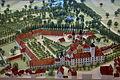 Das Deutschordensmuseum. Das Modell des Schlosses zeigt den Zustand um 1800.jpg