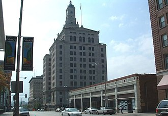 National Register of Historic Places listings in Davenport, Iowa - American Commercial and Savings Bank, Downtown Davenport