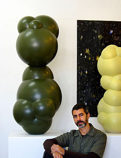American sculptor